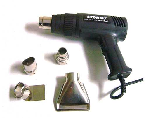3H201AK – STORM™ Heat Gun Kit