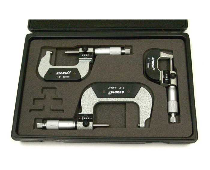 3M213 – STORM™ Mechanical Digital Micrometer Set