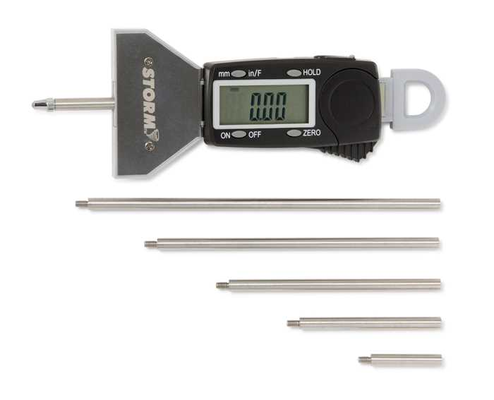 3M746 – STORM™ Digital Depth Gage