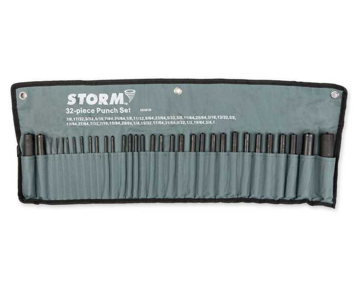 3S301B – STORM™ Transfer Punch Set