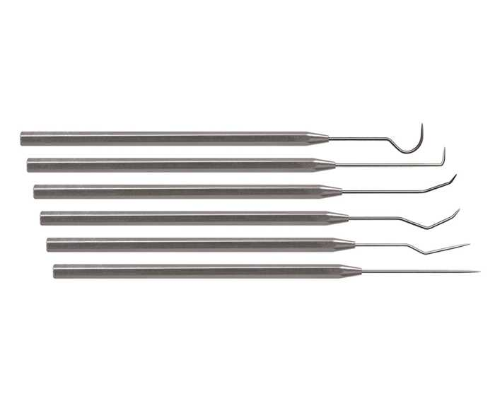 55-0292 – 25mil Precision Probe 6pc Set