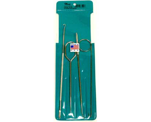 58-7592 – 4pc Spring Pos Set:Hook/Lifter